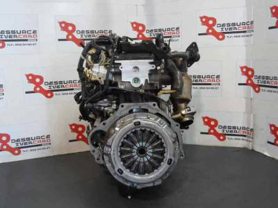 MOTOR COMPLETO TOYOTA HILUX  2004 2.5 D-4D