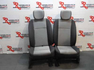JUEGO ASIENTOS COMPLETO RENAULT GRAND MODUS  2008 1.5 DCI DIESEL CAT