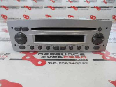 SISTEMA AUDIO / RADIO CD ALFA ROMEO 156  2004 1.9 JTD CAT