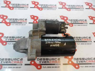 MOTOR ARRANQUE BMW SERIE 3 COUPE (E46)  2002 2.2 24V CAT