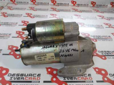 MOTOR ARRANQUE JAGUAR X-TYPE  2001 2.5 V6 24V CAT