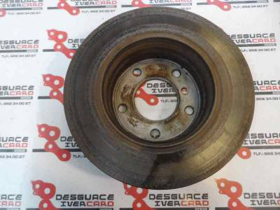 DISCO FRENO TRASERO BMW SERIE 1 BERLINA (E81/E87)  2005 1.6 16V CAT