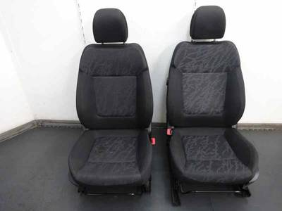 JUEGO ASIENTOS COMPLETO PEUGEOT 3008  2009 1.6 HDI FAP CAT (9HZ / DV6TED4)