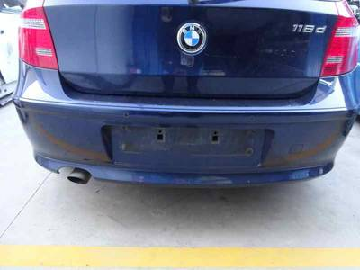 PARAGOLPES TRASERO BMW SERIE 1 BERLINA (E81/E87)  2010 2.0 TURBODIESEL CAT